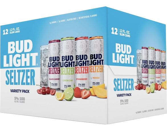 bud light seltzer case
